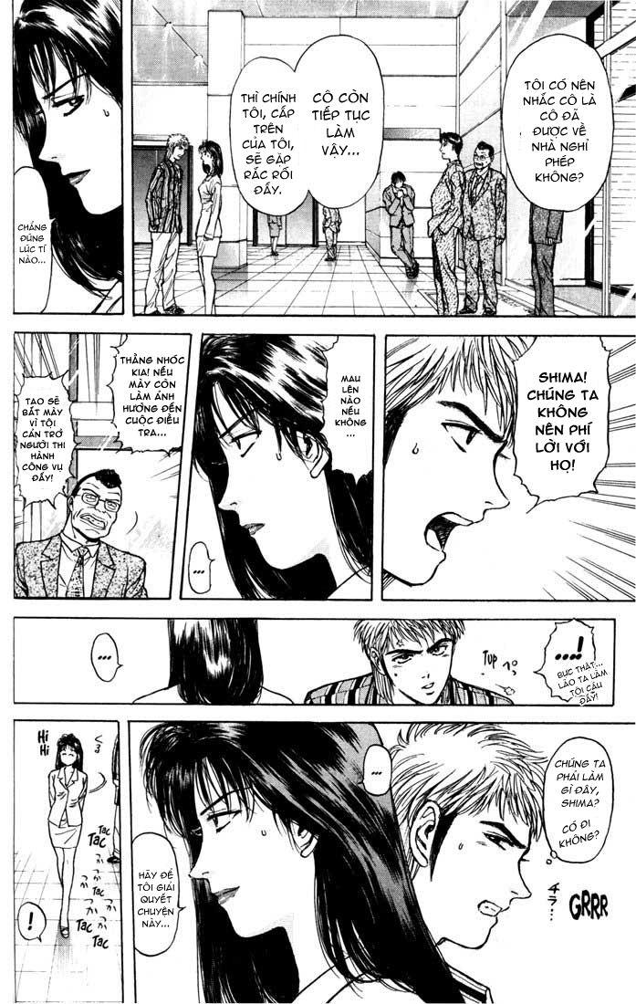 Psychometrer Eiji chapter 33 trang 10
