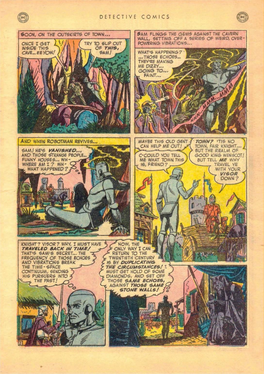 Read online Detective Comics (1937) comic -  Issue #161 - 28