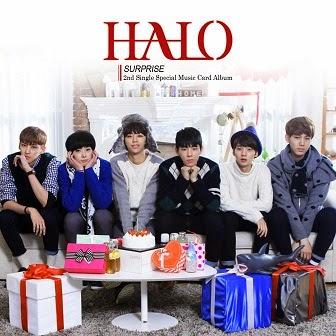 HALO Surprise English Translation Lyrics