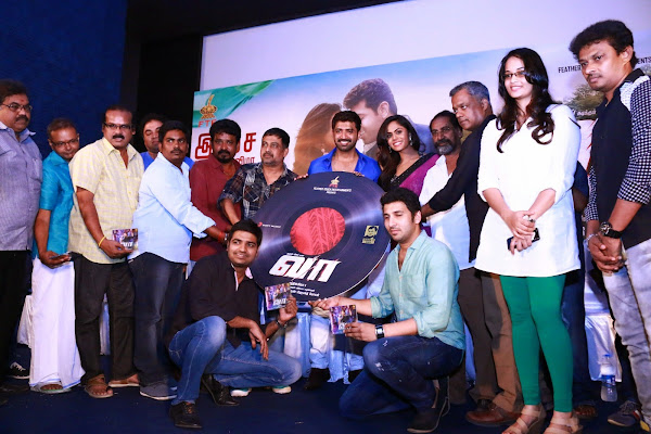 Arun Vijay's 'Vaa' audio launched