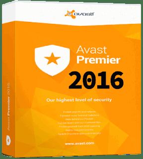 Avast Premier Antivirus 2016 11.2.2729 (209 MB )
