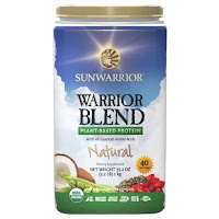 Sunwarrior Warrior Blend Natural Review