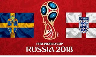 مشاهدة مباراة السويد و إنجلترا في كأس العالم 2018 دور الربع النهائي بتاريخ 07-07-2018 موقع ماتش لايف