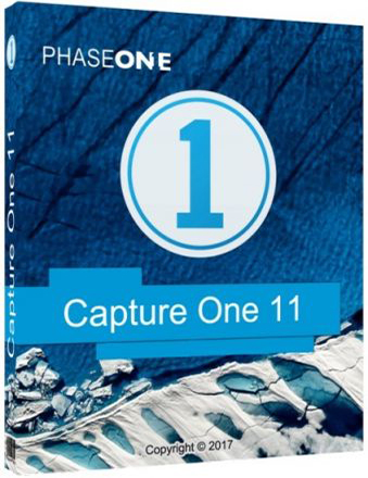 Capture One Pro 11.0.1.30 poster box cover