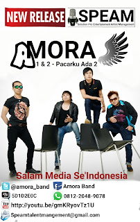 citisfm-AMORA Band Single : 1 & 2 (Pacarku ada 2)