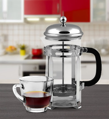 Utopia Kitchen Triple Filter French Press for only $13 (reg $32)