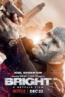 Bright (2017) Movie Poster 2