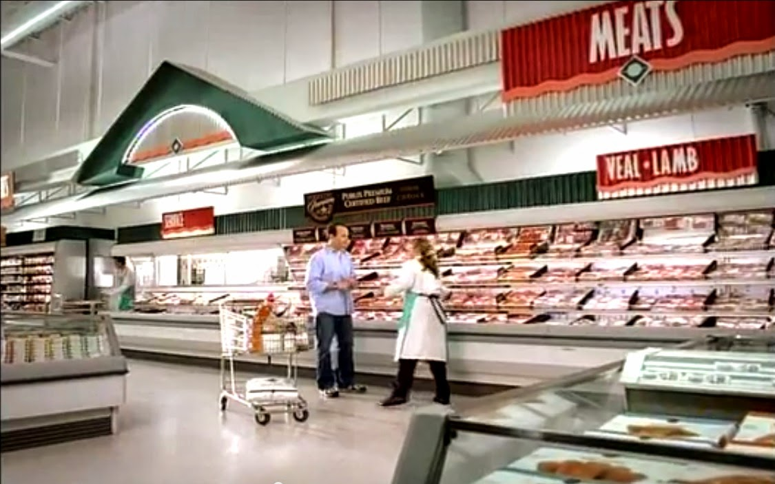 albertsons florida blog store models interiors a glimpse of the metallic marketplace interior from a publix commercial from the early 2000s photo courtesy of com