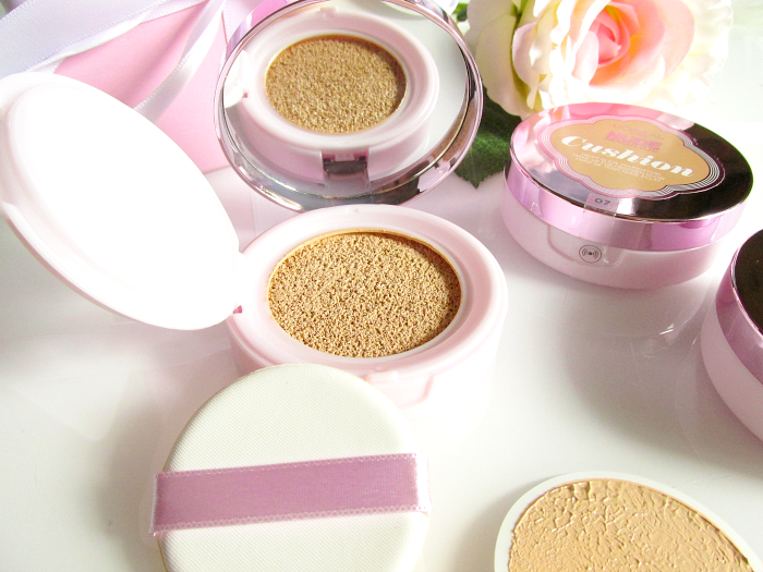 Review: L´Oréal - Nude Magique Cushion Foundation- Verpackung