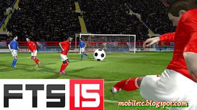 Download Game Bola First touch soccer 2015