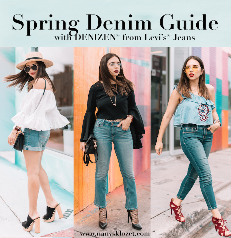 b4070dbe0f94 Spring Denim Guide…with DENIZEN® from Levi's® Jeans | Nany's Klozet ...