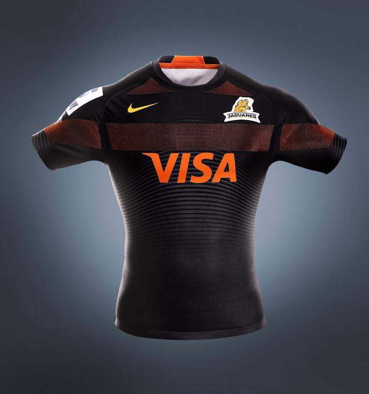 Nike presenta la nueva camiseta de Jaguares  0edaa61e8b0