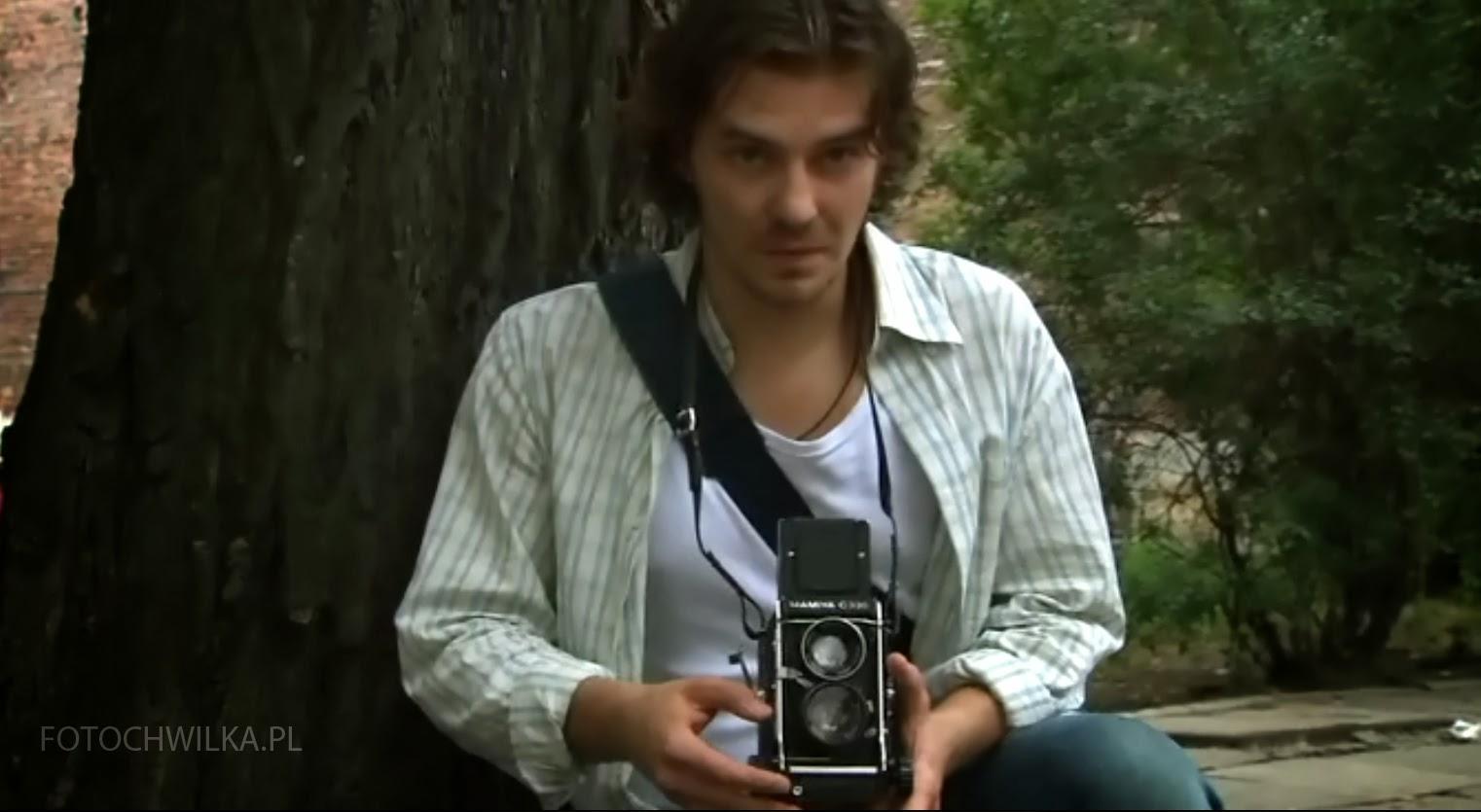 Rezerwat - kadr z filmu. Marcin Kwaśny.