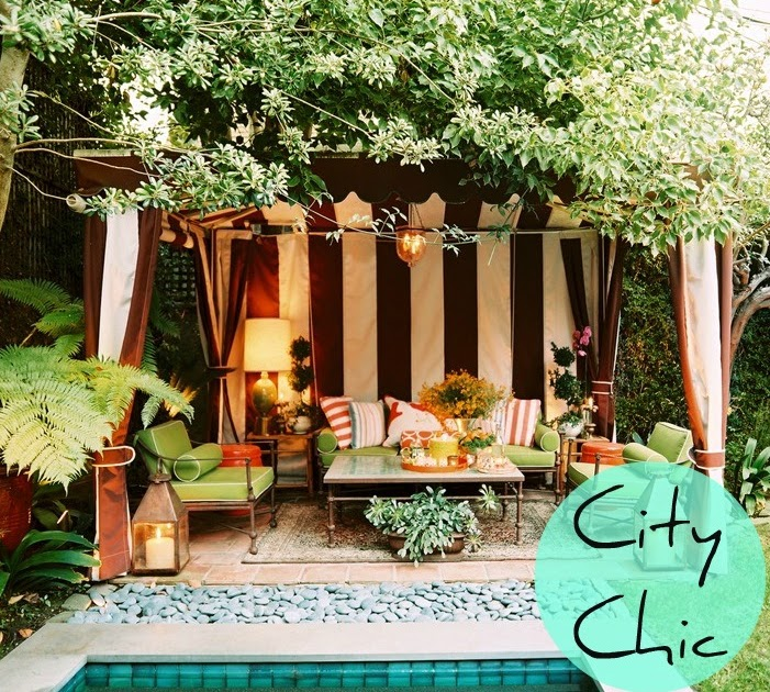 Last London Lady Create Your Outdoor Oasis