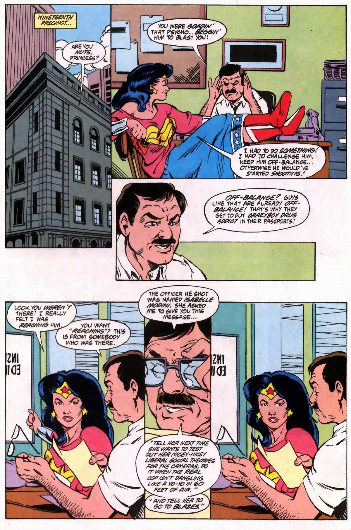 Read online Wonder Woman (1987) comic -  Issue #74 - 7