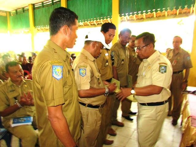 Di Acara BPMDes, Sekda Minta Pendamping Desa Bersinergi dengan Kades