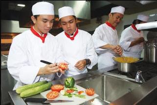 Diploma Seni Kulinari dan kerjaya selepas tamat pengajian