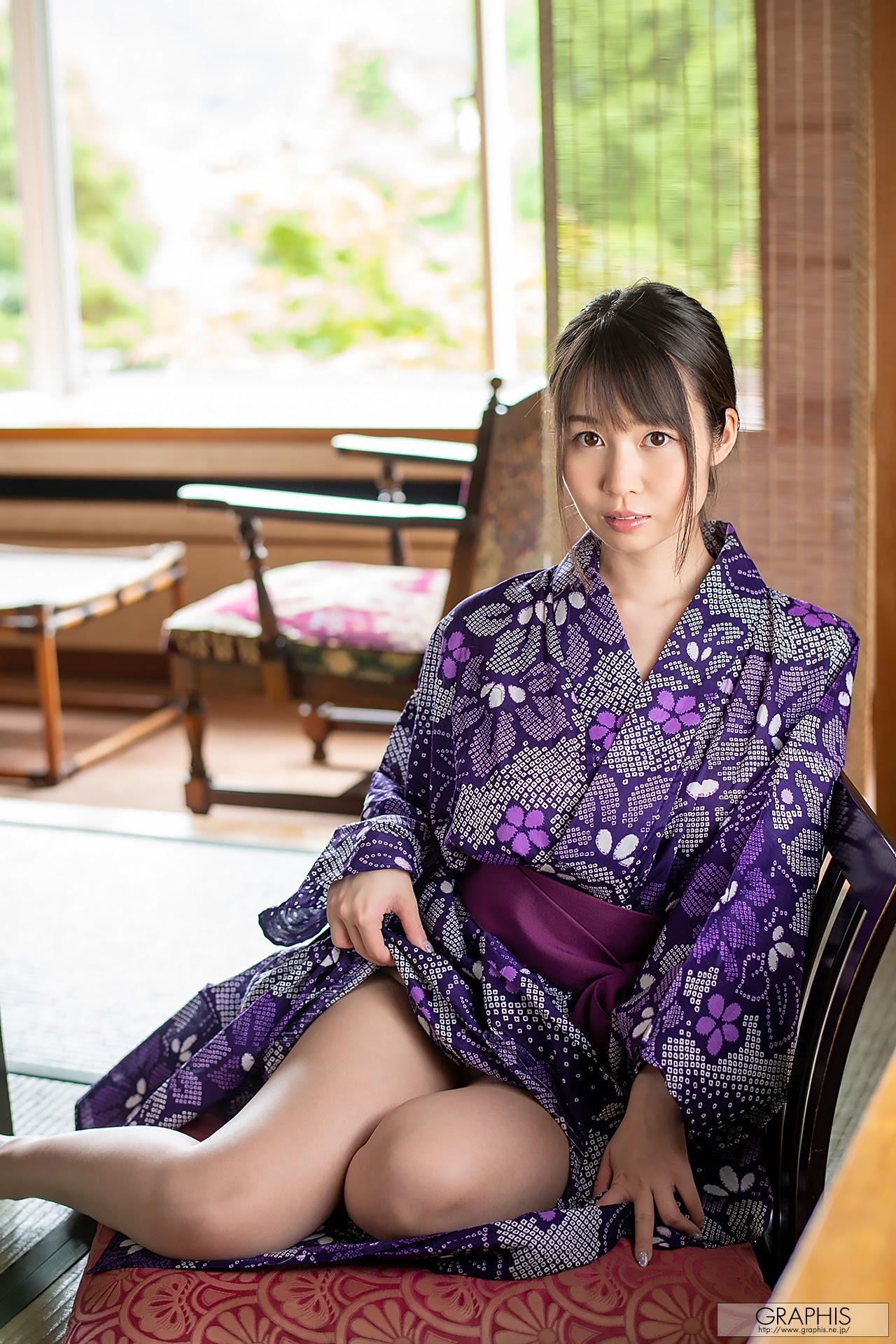 Aika Yumeno 夢乃あいか, [Graphis] Limited Edition 2020.03.27