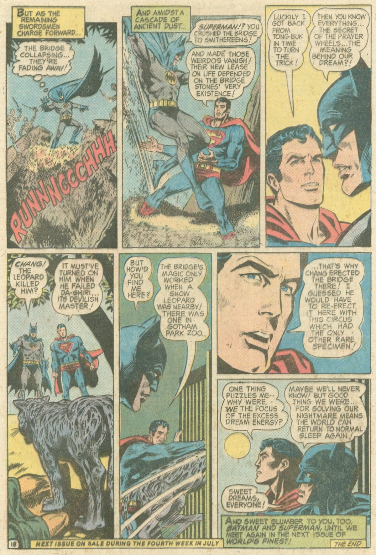 Read online World's Finest Comics comic -  Issue #232 - 32