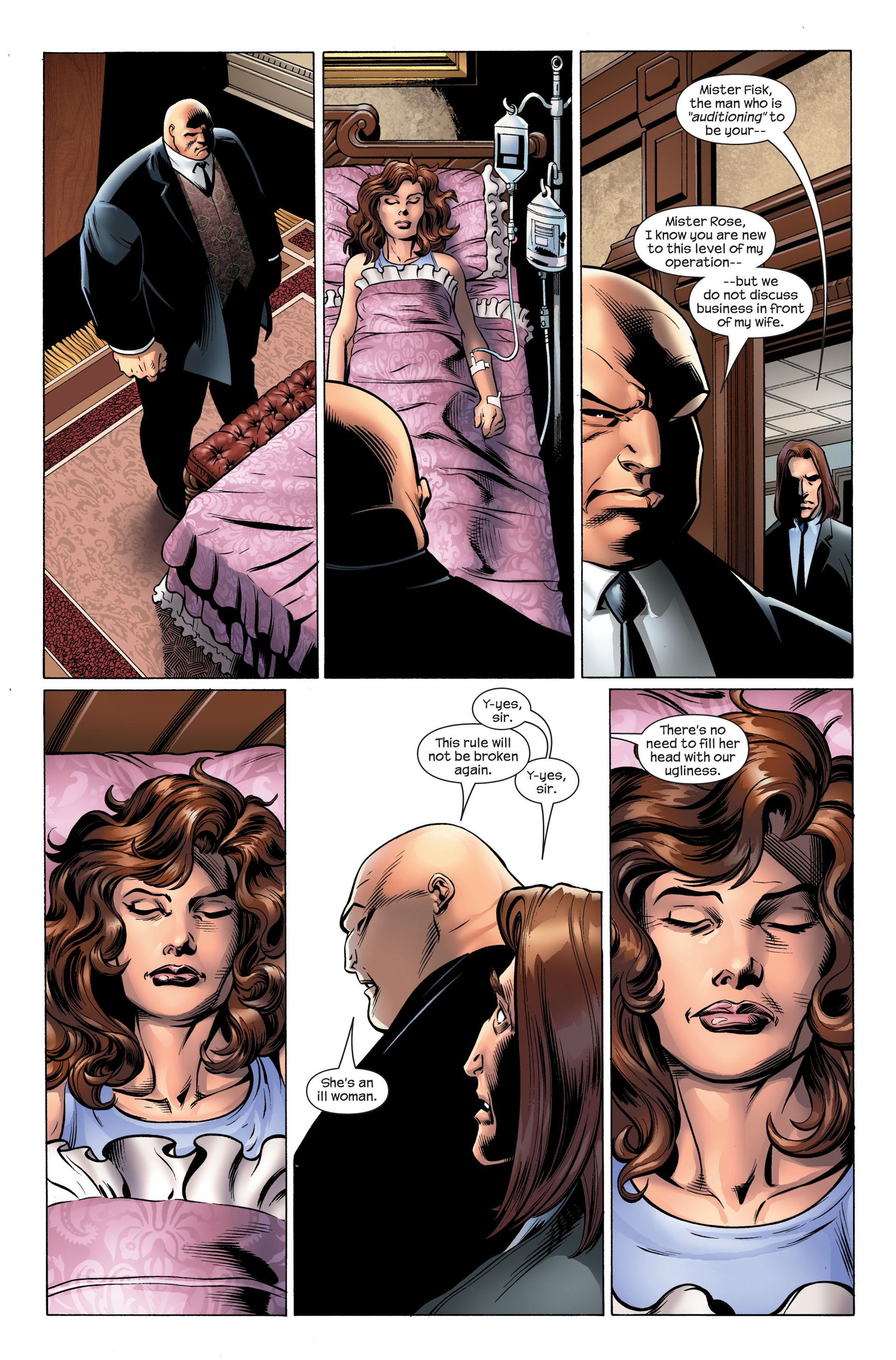 Read online Ultimate Spider-Man (2000) comic -  Issue #108 - 3