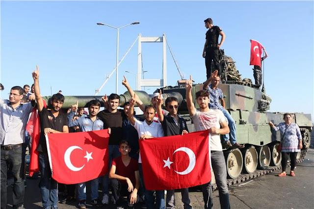 Γιατί απέτυχε το πραξικόπημα στην Τουρκία;