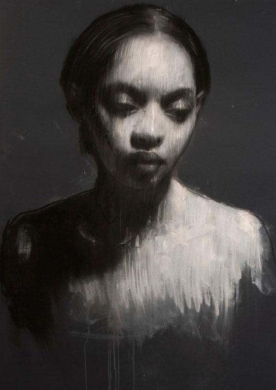 Favoloso L'arte contemporanea figurativa di Mark Demsteader | ARC ART blog  SN07