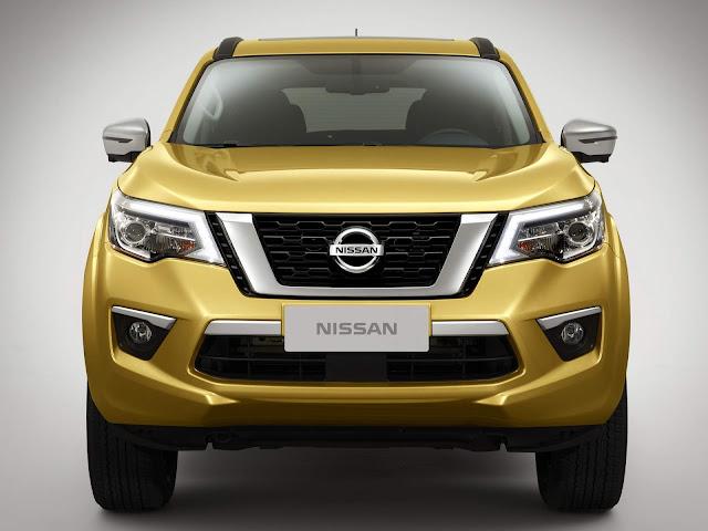 Nissan lança o SUV Terra na China