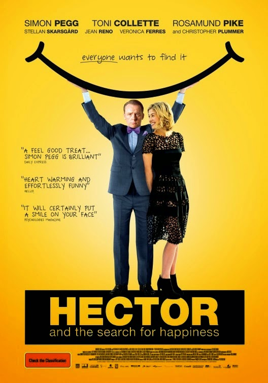 Hector and the Search for Happiness (2014) BRRip ταινιες online seires xrysoi greek subs