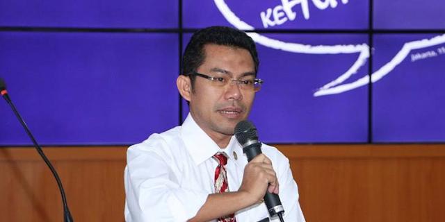 Kepala Biro Hubungan Masyarakat BKN, Mohammad Ridwan