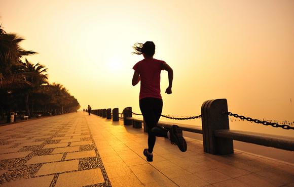 Ponte en forma con el running