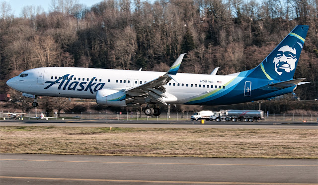 boeing 737 max 8 alaska airlines