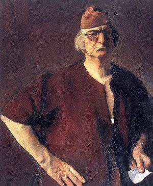 Pictorul - roman - Corneliu Baba - Elogiul destinului uman