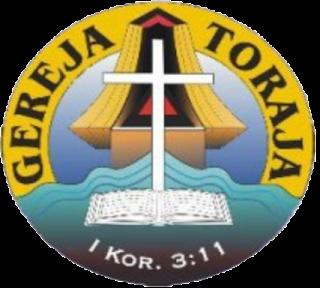 Logo Gereja Toraja Berwarna Transparan