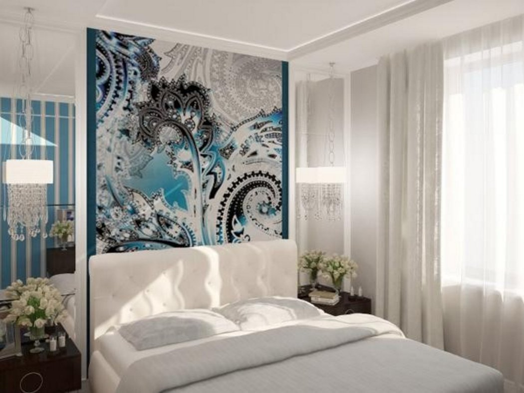modern wall mirror design for bedroom 7