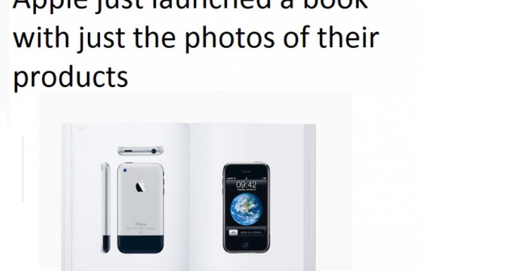 Apple launched a book costs 300 amazing tips247 for 300 apple book