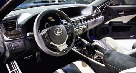 2017 Lexus GS 350 Redesign