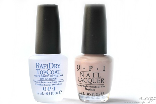 Opi Lacquer Set ... Go!