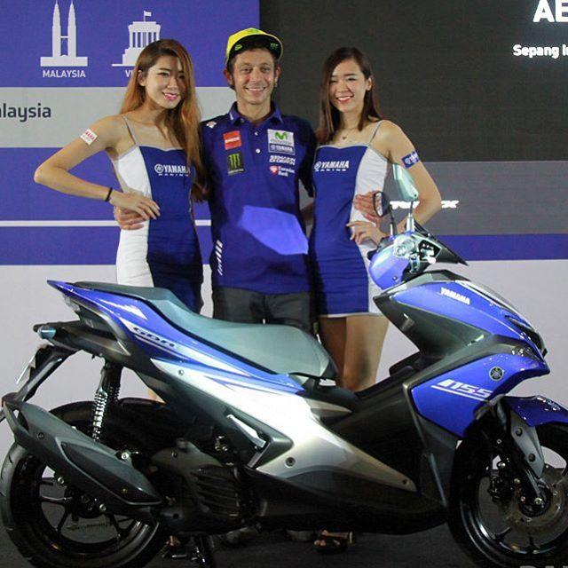 Yamaha Aerox 155 dan NVX 155 Indonesia Dapat Yang Mana?
