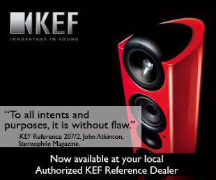 Available Now from Puretone Audio - the fantastic KEF Reference Series!