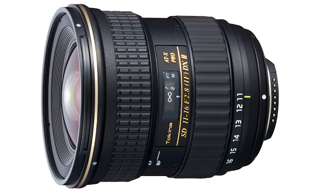 Tokina AT-X Pro 11-16mm f/2.8 DX canon dslr lens