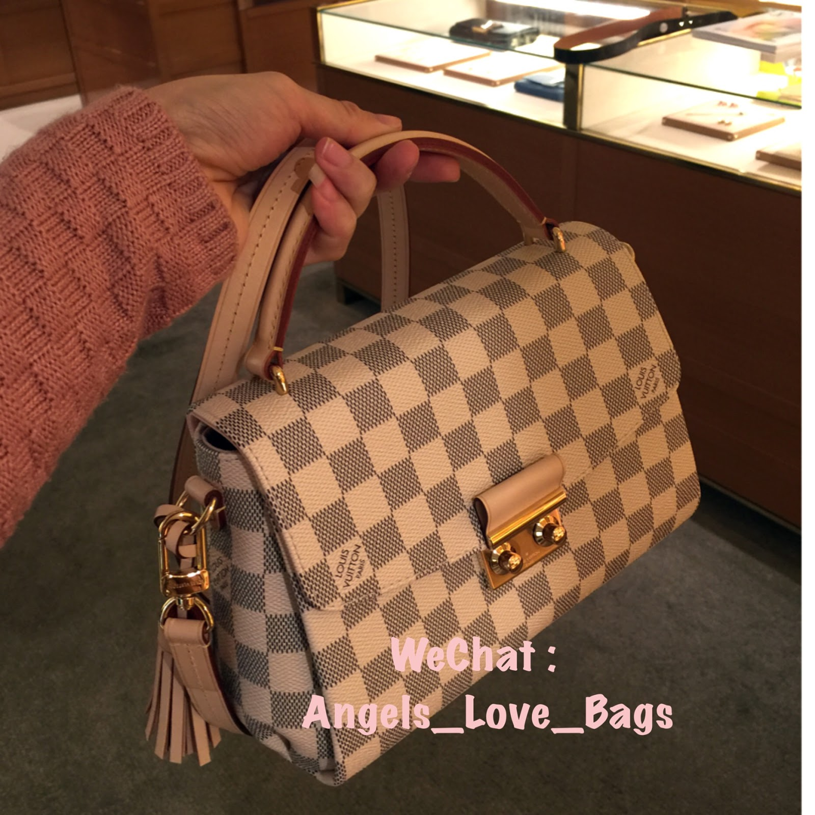 angels love bags