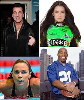 Chopped Sports Stars