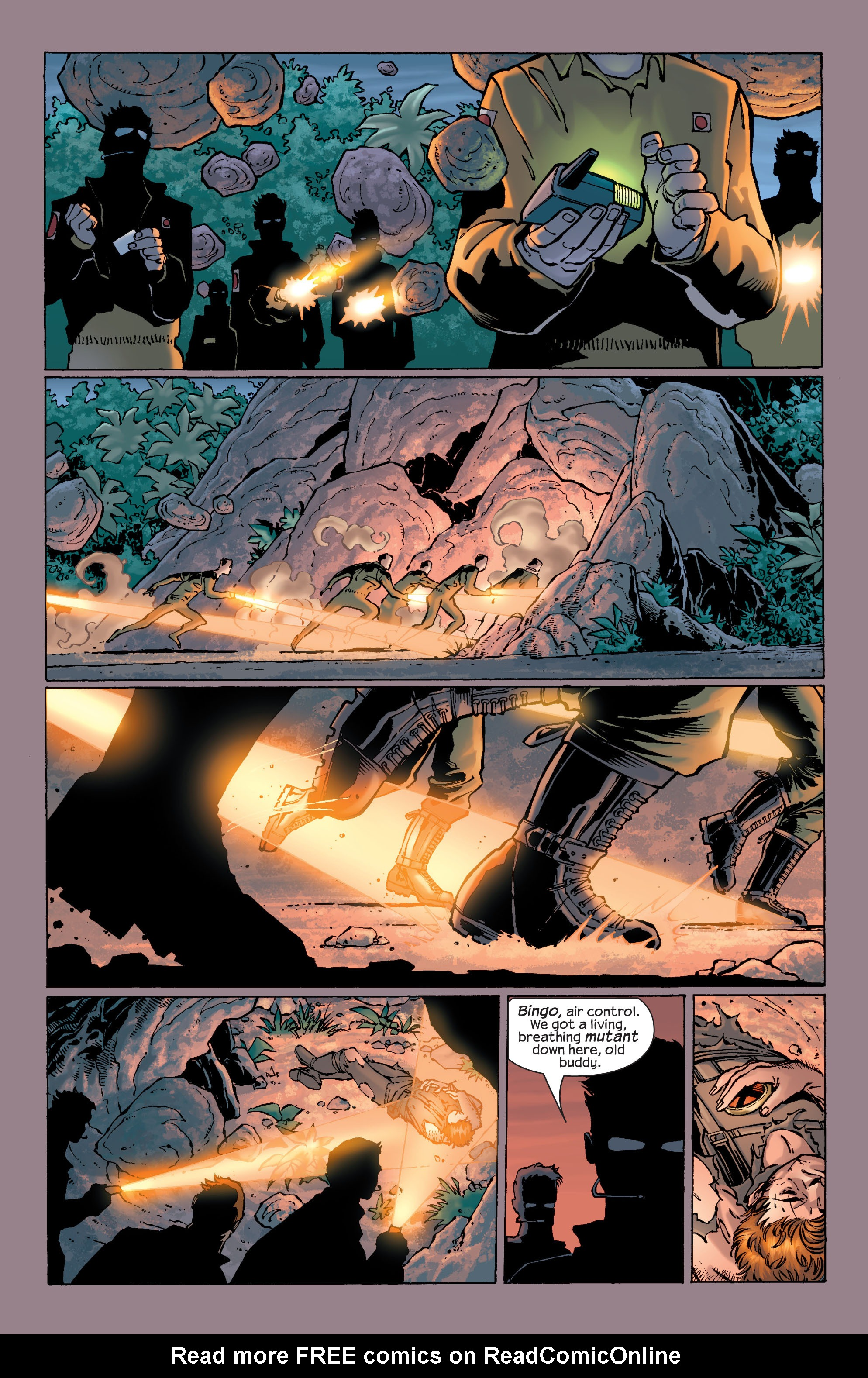 Read online Ultimate X-Men comic -  Issue #29 - 15