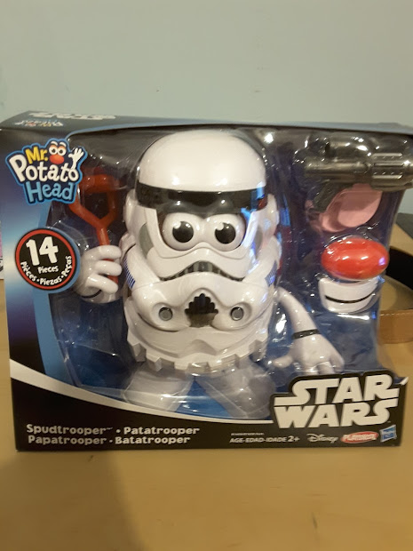 Comic Book Guy Stormtrooper Potato Head