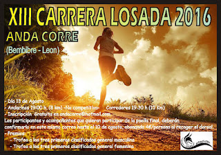 carrera popular losada