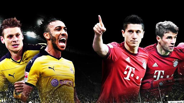 Bayern x Borussia Dortmund - Final da Copa da Alemanha 2016 - Data, Horário e TV