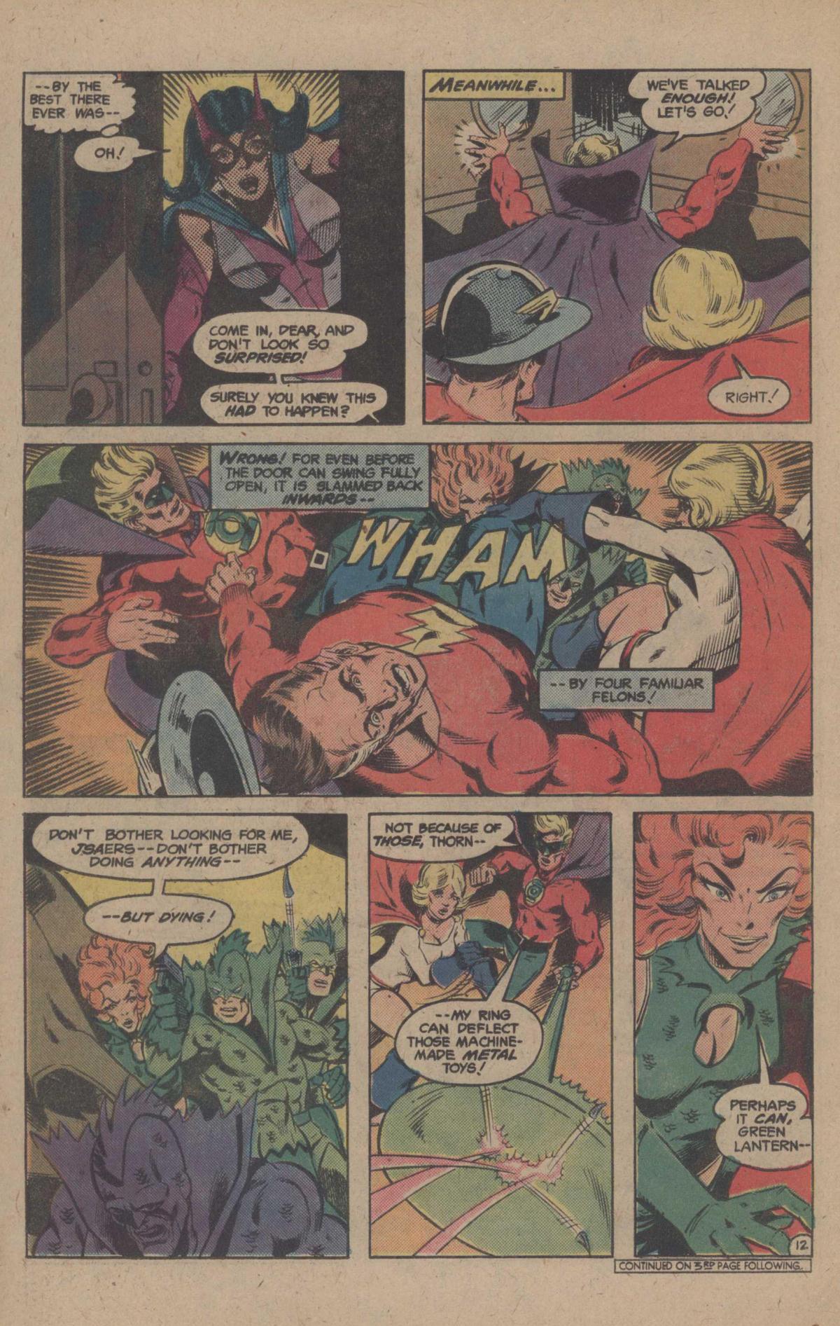 Read online All-Star Comics comic -  Issue #72 - 22