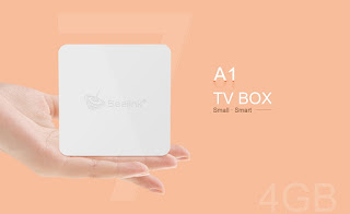 2017 BEELINK A1 4K Android TV Box - RK3328 - 4GB RAM - 16GB ROM - HDR10 ...