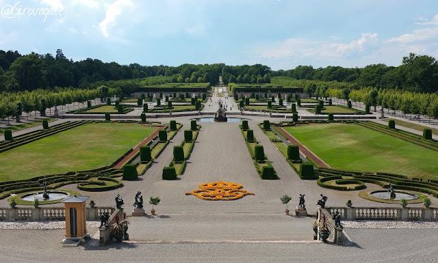 parco castello drottingholm stoccolma