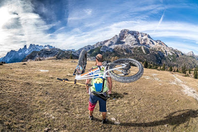 Mountainbike Guide Dolomiten